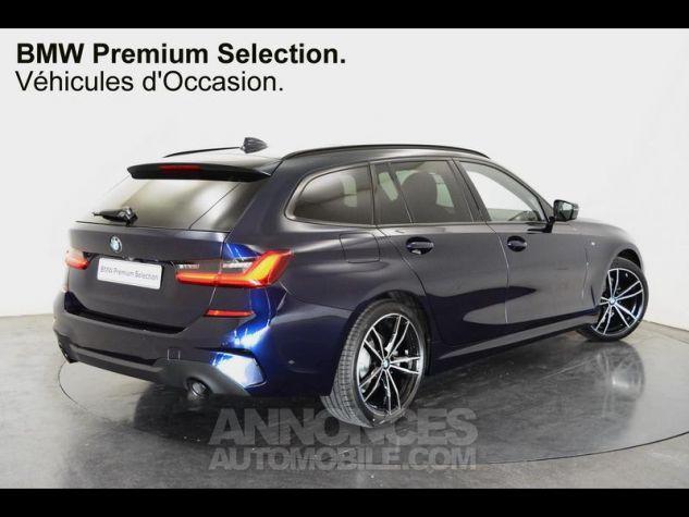 BMW Série 3 Touring 320dA xDrive 190ch M Sport Tanzaniteblau Occasion - 1
