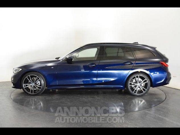 BMW Série 3 Touring 320dA xDrive 190ch M Sport Tanzaniteblau Occasion - 2