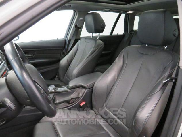 BMW Série 3 Touring 330dA xDrive 258ch Luxury Blanc Occasion - 4