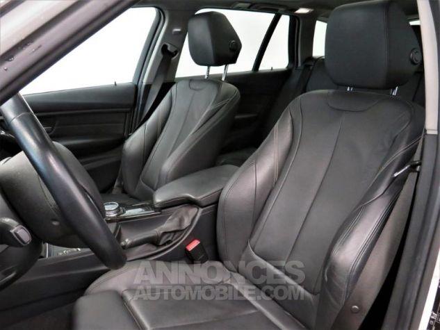 BMW Série 3 Touring 330dA xDrive 258ch Luxury Blanc Occasion - 12