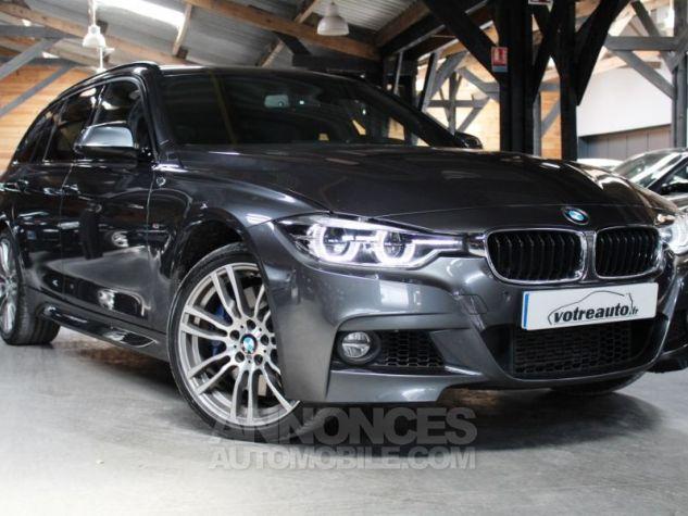 BMW Série 3 Touring F31 2 TOURING 335D XDRIVE 313 M SPORT BVA8 GRIS FONCE Occasion - 0
