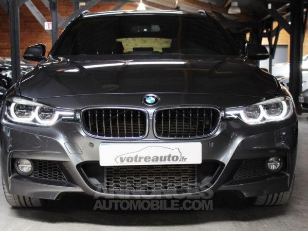 BMW Série 3 Touring F31 2 TOURING 335D XDRIVE 313 M SPORT BVA8 GRIS FONCE Occasion - 3