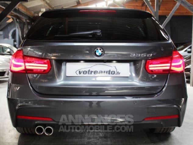 BMW Série 3 Touring F31 2 TOURING 335D XDRIVE 313 M SPORT BVA8 GRIS FONCE Occasion - 4