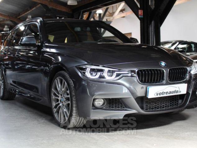 BMW Série 3 Touring F31 2 TOURING 335D XDRIVE 313 M SPORT BVA8 GRIS FONCE Occasion - 5