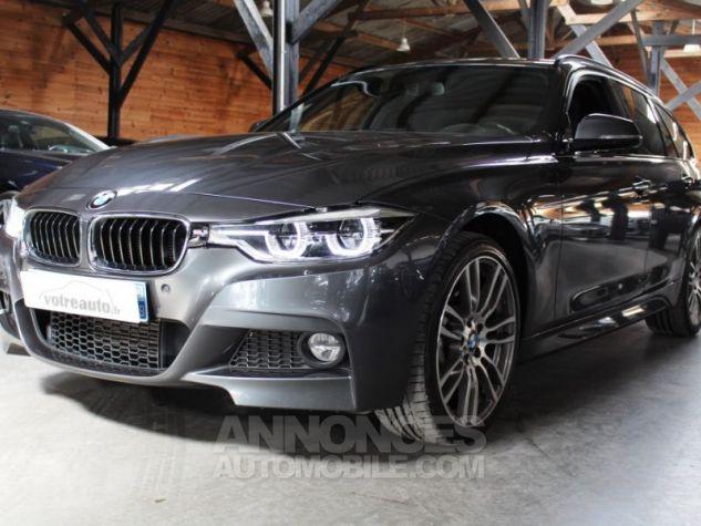 BMW Série 3 Touring F31 2 TOURING 335D XDRIVE 313 M SPORT BVA8 GRIS FONCE Occasion - 6