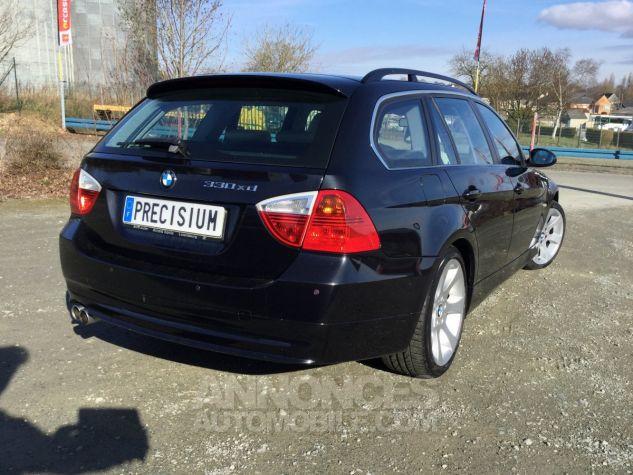 BMW Série 3 Touring Sport Noir Occasion - 4