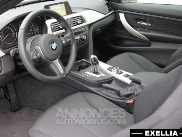 BMW Série 4 420 DA CABRIOLET  BLANC  Occasion - 4