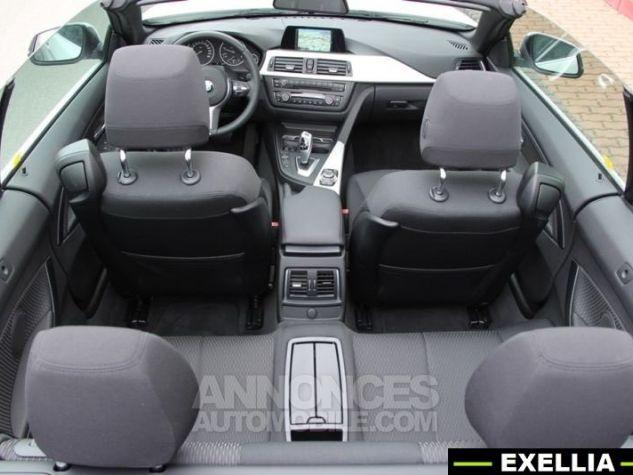 BMW Série 4 420 DA CABRIOLET  BLANC  Occasion - 6