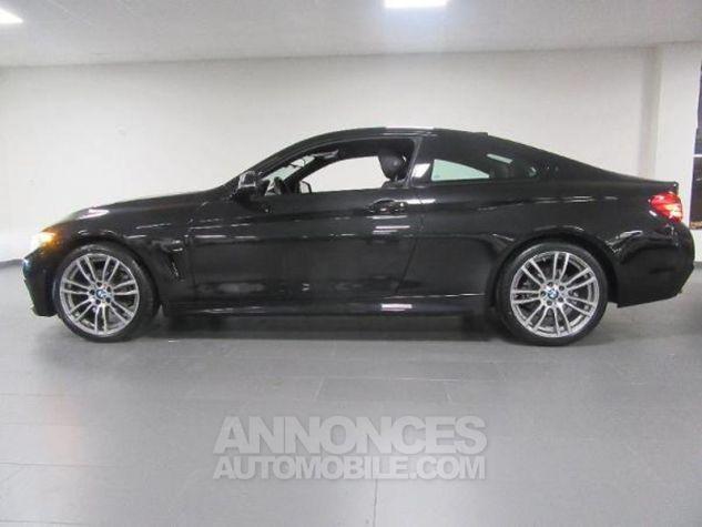 BMW Série 4 420dA 184ch M Sport Saphirschwarz metallise Occasion - 9