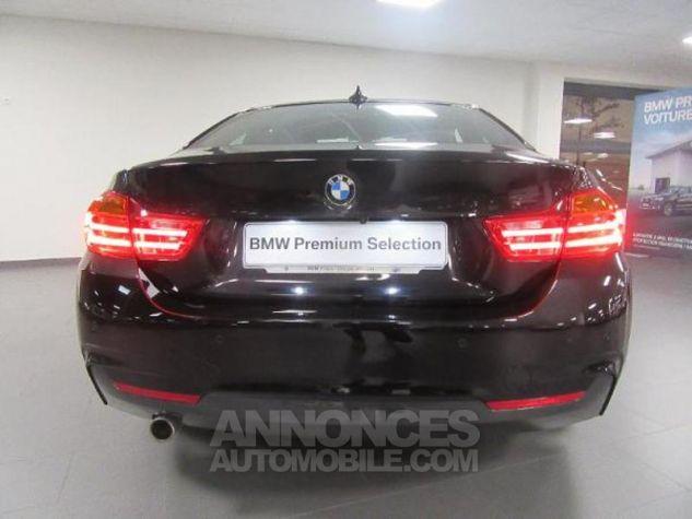 BMW Série 4 420dA 184ch M Sport Saphirschwarz metallise Occasion - 11