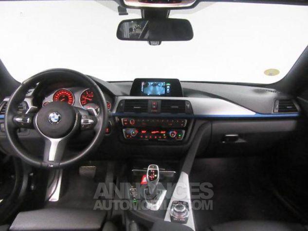 BMW Série 4 420dA 184ch M Sport Saphirschwarz metallise Occasion - 13