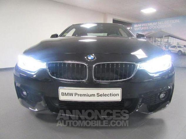 BMW Série 4 420dA 184ch M Sport Saphirschwarz metallise Occasion - 18