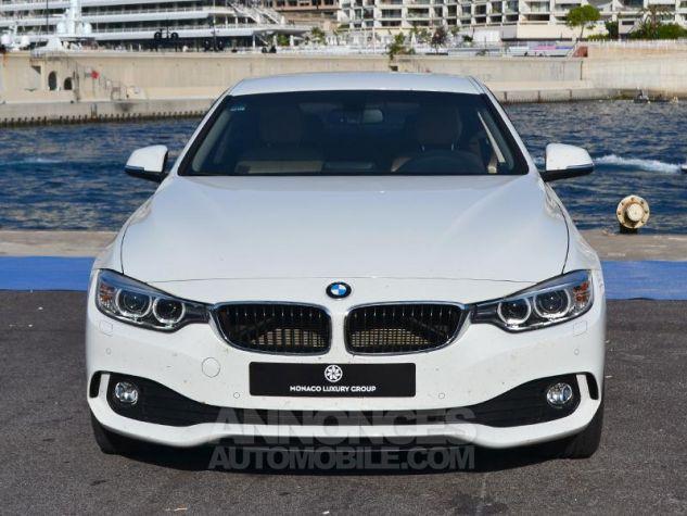 BMW Série 4 420dA 184ch Modern BLANCHE Occasion - 1