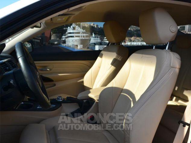 BMW Série 4 420dA 184ch Modern BLANCHE Occasion - 4