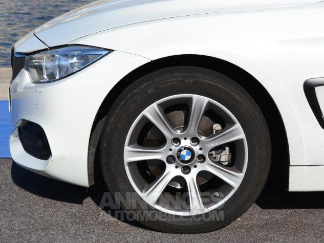 BMW Série 4 420dA 184ch Modern BLANCHE Occasion - 6