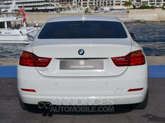 BMW Série 4 420dA 184ch Modern BLANCHE Occasion - 9
