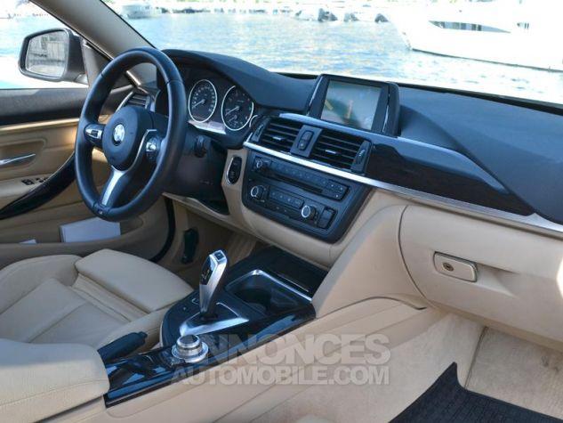 BMW Série 4 420dA 184ch Modern BLANCHE Occasion - 11