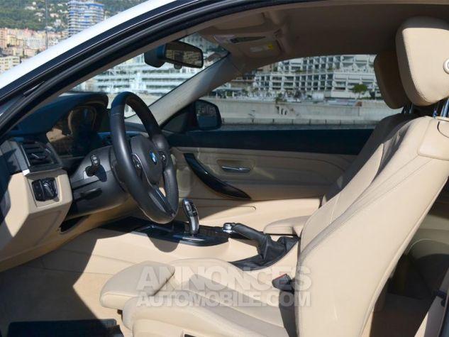 BMW Série 4 420dA 184ch Modern BLANCHE Occasion - 16