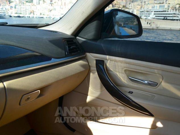 BMW Série 4 420dA 184ch Modern BLANCHE Occasion - 17