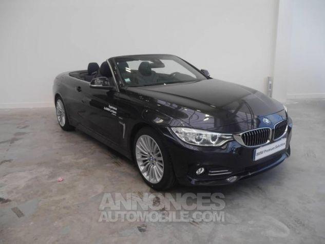 BMW Série 4 420dA 190ch Luxury Saphirschwarz Neuf - 0