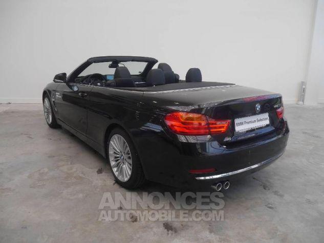 BMW Série 4 420dA 190ch Luxury Saphirschwarz Neuf - 2