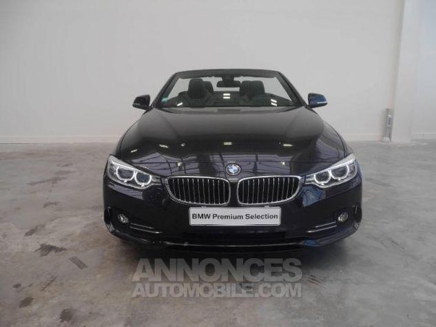 BMW Série 4 420dA 190ch Luxury Saphirschwarz Neuf - 4