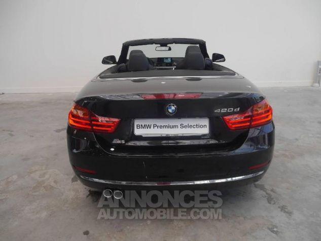 BMW Série 4 420dA 190ch Luxury Saphirschwarz Neuf - 5