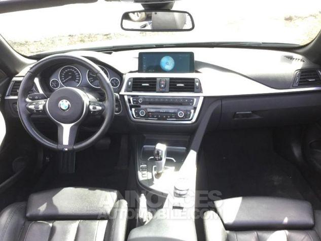 BMW Série 4 420dA 190ch Luxury Mineralgrau metallise Occasion - 3