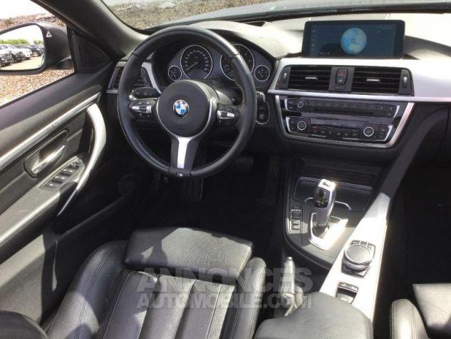 BMW Série 4 420dA 190ch Luxury Mineralgrau metallise Occasion - 4