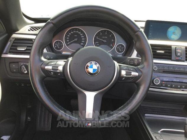 BMW Série 4 420dA 190ch Luxury Mineralgrau metallise Occasion - 5