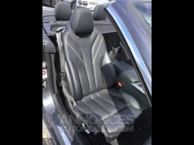 BMW Série 4 420dA 190ch Luxury Mineralgrau metallise Occasion - 6