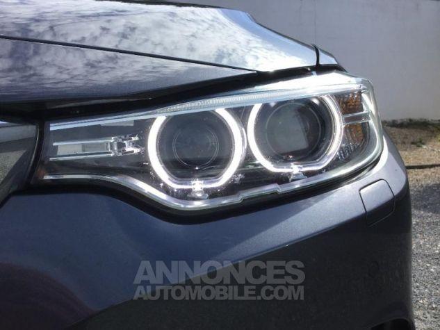 BMW Série 4 420dA 190ch Luxury Mineralgrau metallise Occasion - 11