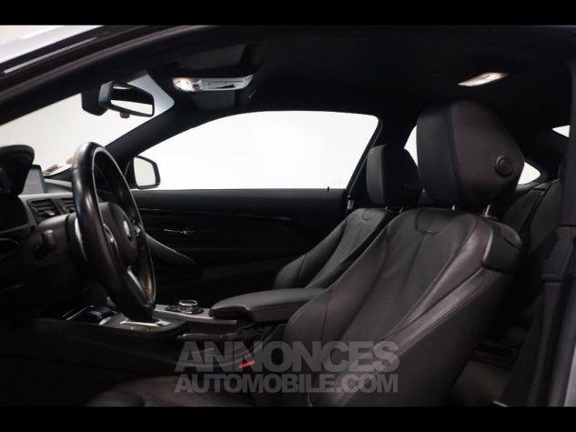 BMW Série 4 420dA xDrive 184ch M Sport Gris Occasion - 4