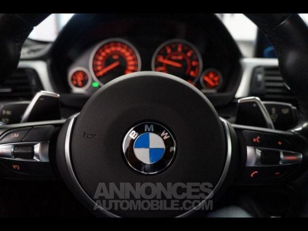 BMW Série 4 420dA xDrive 184ch M Sport Gris Occasion - 5