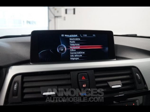 BMW Série 4 420dA xDrive 184ch M Sport Gris Occasion - 7