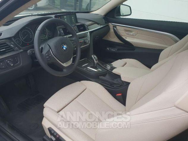 BMW Série 4 420dA xDrive 190ch Luxury Mineralgrau metallise Occasion - 1