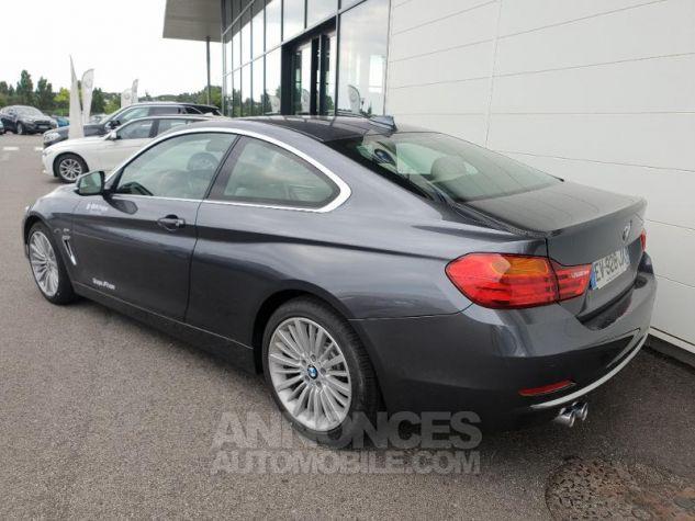 BMW Série 4 420dA xDrive 190ch Luxury Mineralgrau metallise Occasion - 2