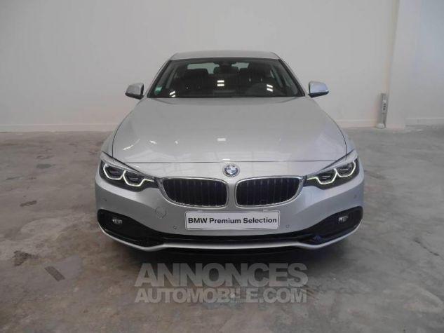 BMW Série 4 420dA xDrive 190ch Sport Glaciersilber Neuf - 4