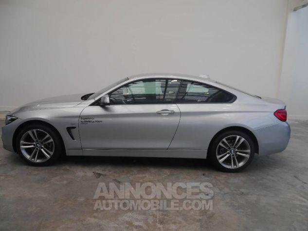 BMW Série 4 420dA xDrive 190ch Sport Glaciersilber Neuf - 6