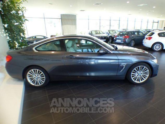 BMW Série 4 420iA 184ch Luxury GRIS Occasion - 2