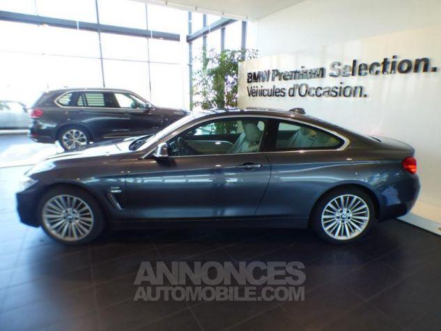 BMW Série 4 420iA 184ch Luxury GRIS Occasion - 3