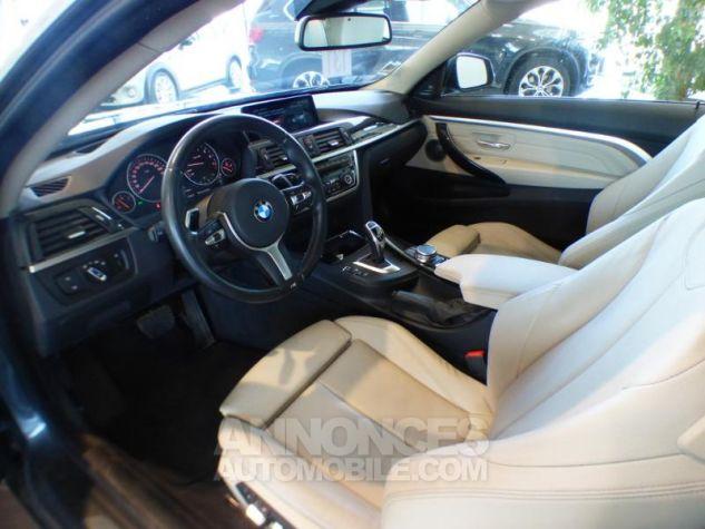 BMW Série 4 420iA 184ch Luxury GRIS Occasion - 6