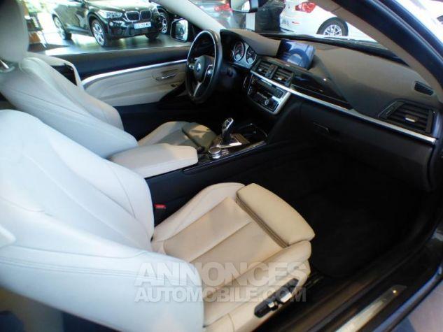 BMW Série 4 420iA 184ch Luxury GRIS Occasion - 7