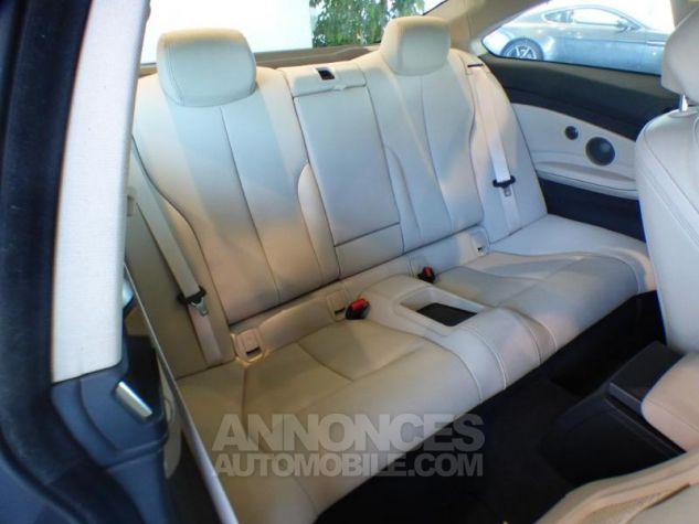 BMW Série 4 420iA 184ch Luxury GRIS Occasion - 8