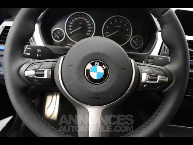 BMW Série 4 420iA 184ch M Sport Saphirschwarz Neuf - 10