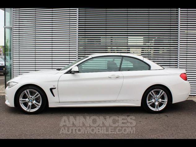 BMW Série 4 430dA 258ch M Sport Alpinweiss Occasion - 3