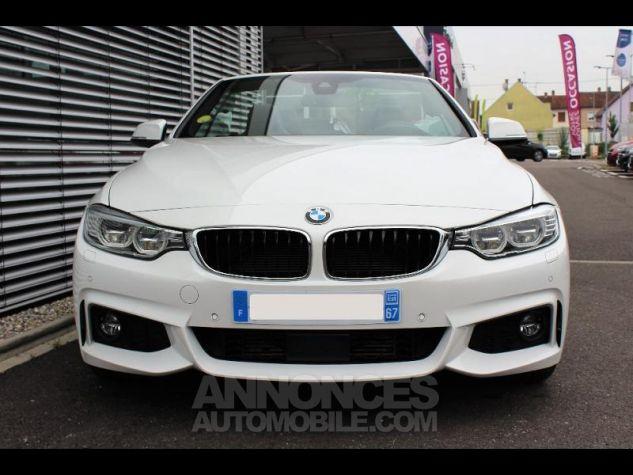 BMW Série 4 430dA 258ch M Sport Alpinweiss Occasion - 6