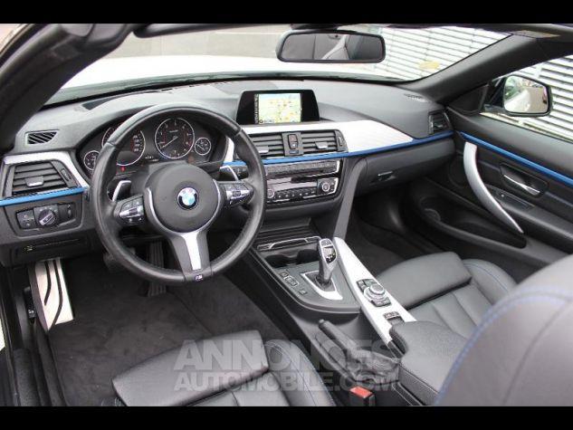 BMW Série 4 430dA 258ch M Sport Alpinweiss Occasion - 9