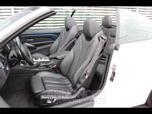 BMW Série 4 430dA 258ch M Sport Alpinweiss Occasion - 10