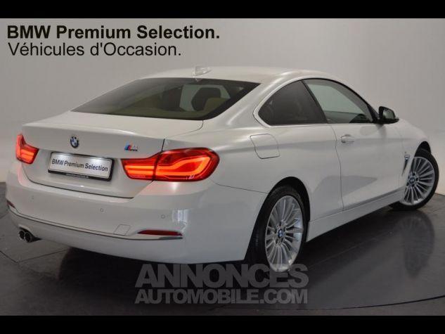 BMW Série 4 430iA 252ch Luxury Euro6d-T Noir Occasion - 1